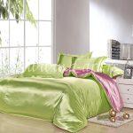 kivi zelena posteljina ženska