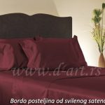 izrada posteljina od svilenog satena