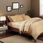 posteljine od pamučnog satena za spavacu sobu