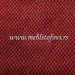 crveni mebl štof