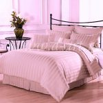 damast posteljina za bračni krevet