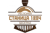 restoran 1884 logo posteljina