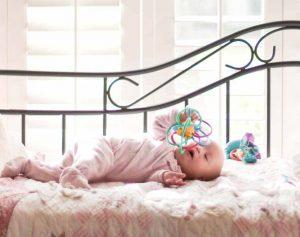 posteljina za decu treba da bude u vise boja