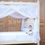 beli baldahin za deciji krevet sa uzglavljem