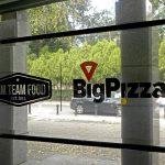 tekstilna saradnja sa big pizzom