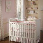 roze posteljina za bebe