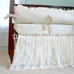 posteljina od belog tila