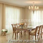 zavese za prijemnu sobu i trpezariju