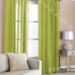 zelene zavese prozirne