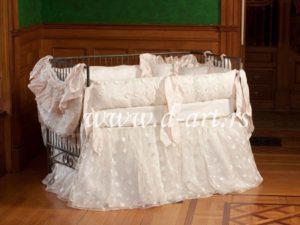 posteljina za bebe sa ogradicom