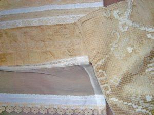 rustične posteljine