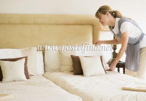 Kako se peglaju posteljine