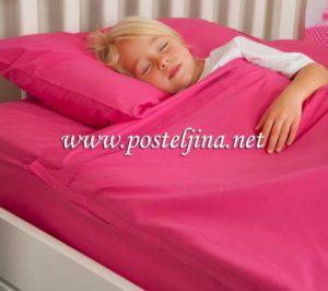 Dečija posteljina za singl krevet
